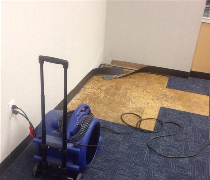 Commercial Water Damage in Philadelphia After