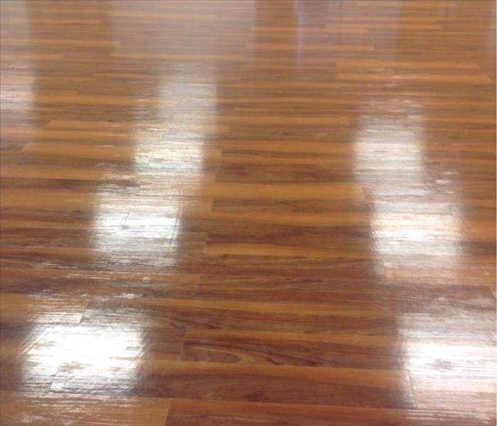 Commercial Hardwood Cleaning After