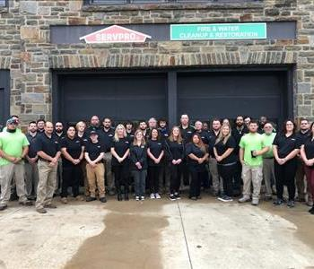 The SERVPRO Team of Kennett Square/Oxford